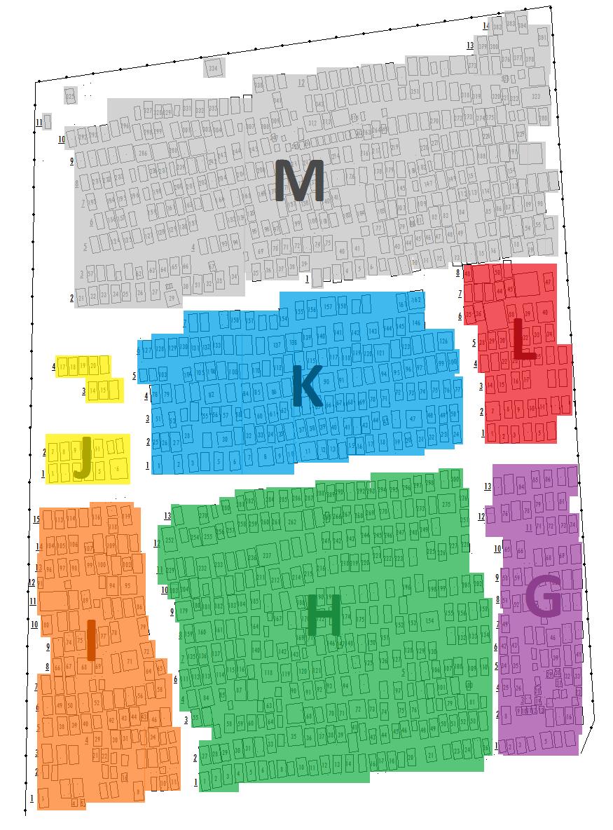 Mapa część zabytkowa